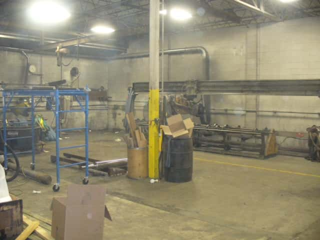 Industrial painting service b e painting llc for Industrial painting service